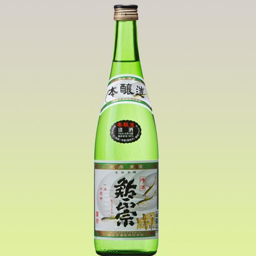 鮎正宗 本醸造720ml