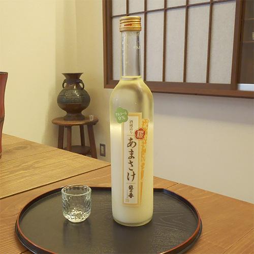 越の誉 酒蔵造り あまさけ500ml