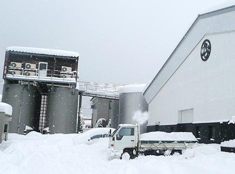 雪の和醸蔵