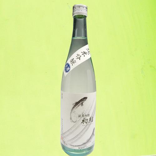 鮎正宗 純米吟醸 生酒 初鮎