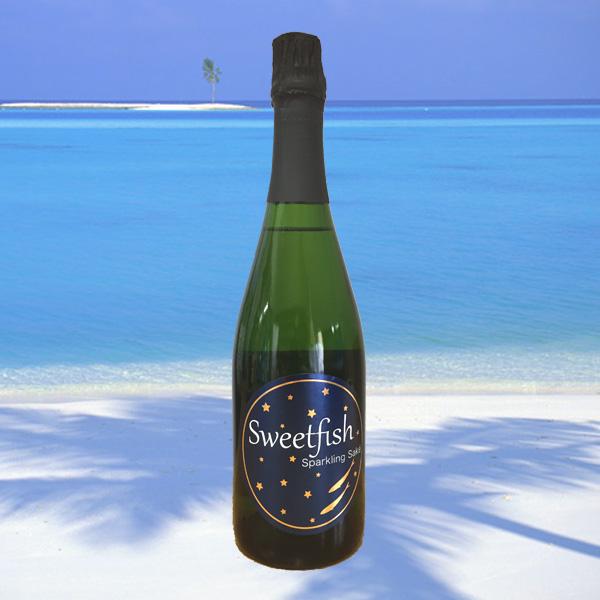 鮎正宗スパークリング日本酒Sweetfish Sparkling Sake